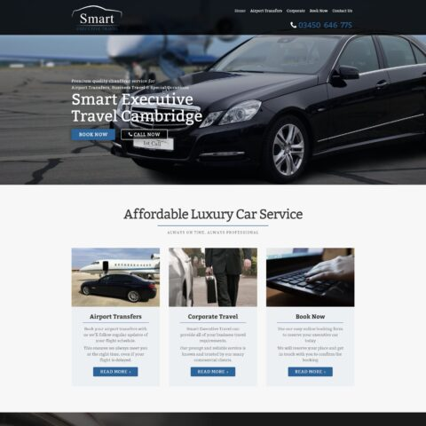 Get a new website in Southampton