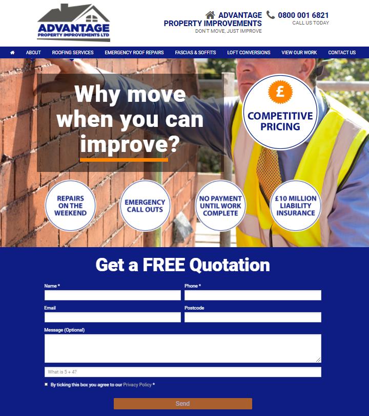 Advantage Property Improvements