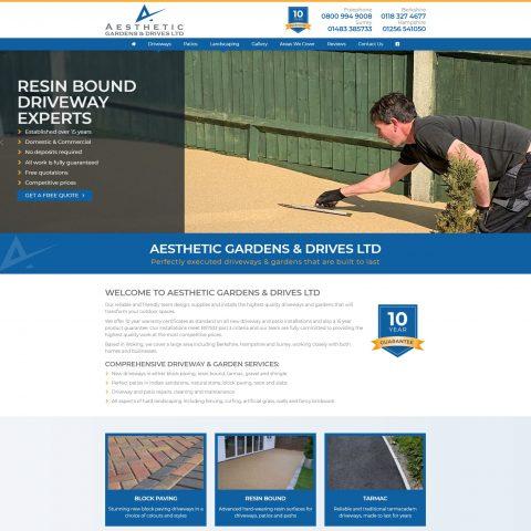 #1 Website Company Southampton