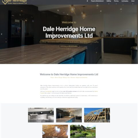 Localised Website Agency Southampton