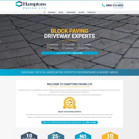 Find Web Design Agency in Southampton