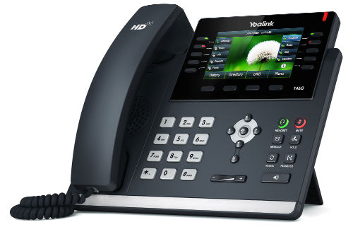 Buy Yealink SIP-T46G VoIP Desktop Phone