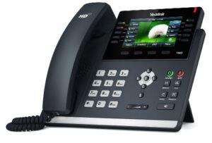 Yealink SIP-T46G VoIP Desktop Phone