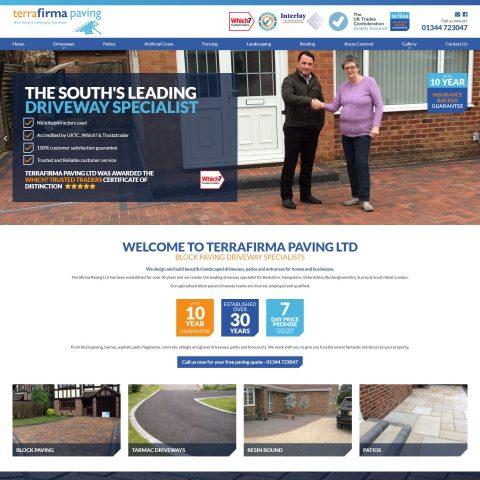 Website Designer near Southampton