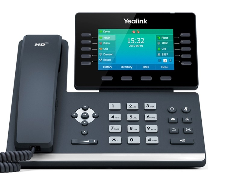 Buy Yealink T54W Wireless IP Phone