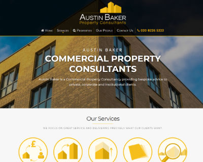 Austin Baker website