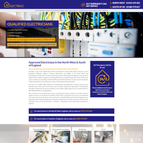 Website Design Companies in Southampton