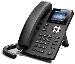 Buy Fanvil X3SP Black VoIP Desktop phone