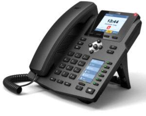 Fanvil X4 Black VoIP desktop phone