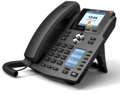 Buy Fanvil X4 Black VoIP Desktop Phone