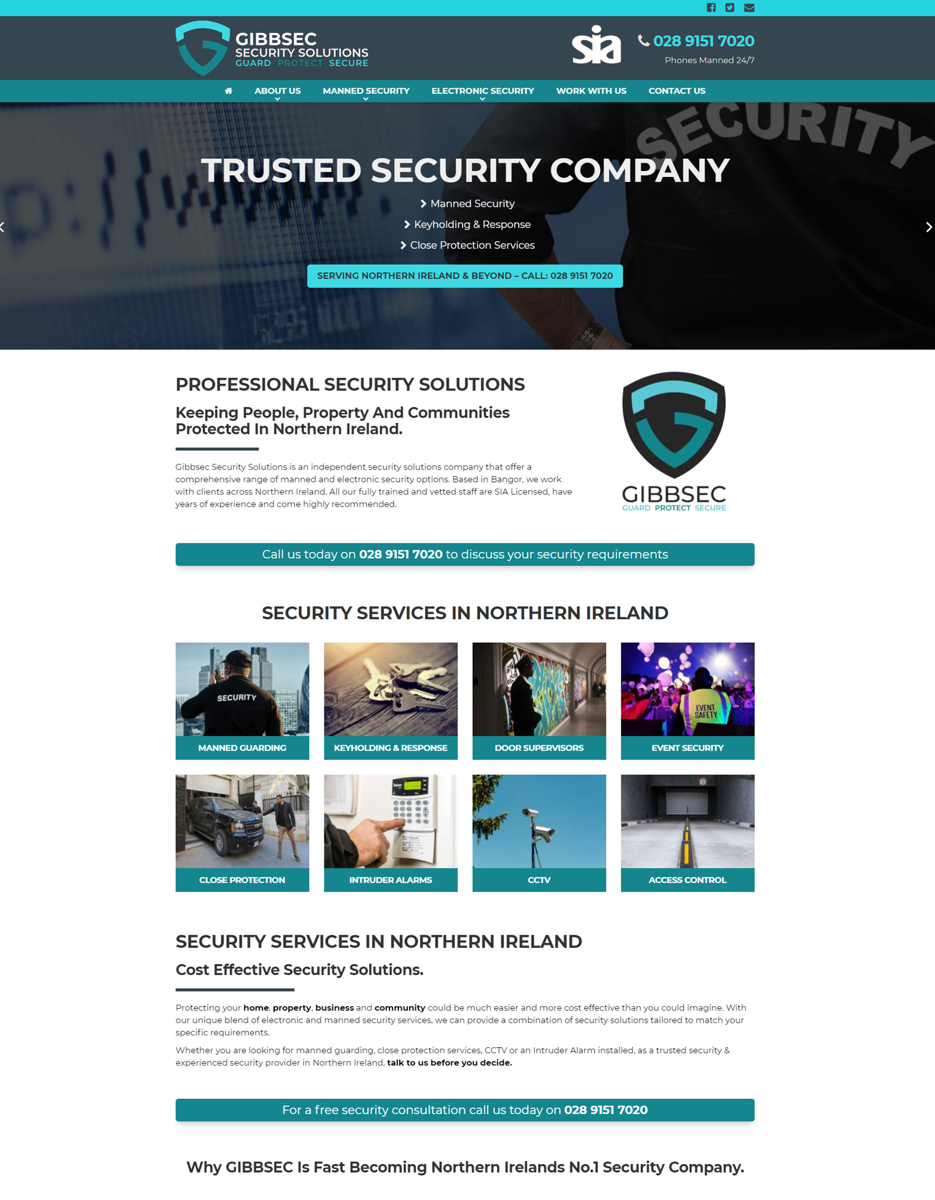 Gibbsec Security Services