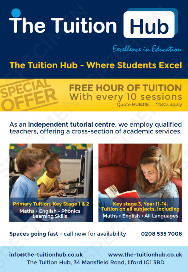 Tuition Hub Flyer Design