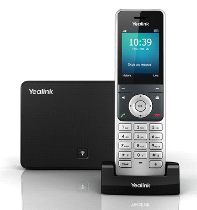 Buy Yealink W56P SIP DECT Phones